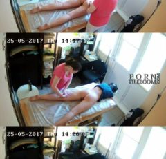 Watching massage procedures  (43 Videos) [2017-2019, Voyeur, SD, CamRip]