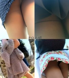 What is there for girls under skirt ? (44 videos, amateur) [2019, Voyeur, Upskirt, 1080p, CamRip, 2]